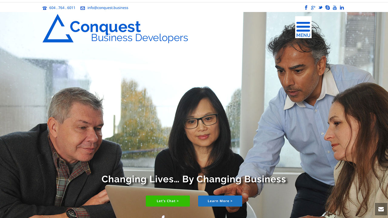 Conquest Business Developers