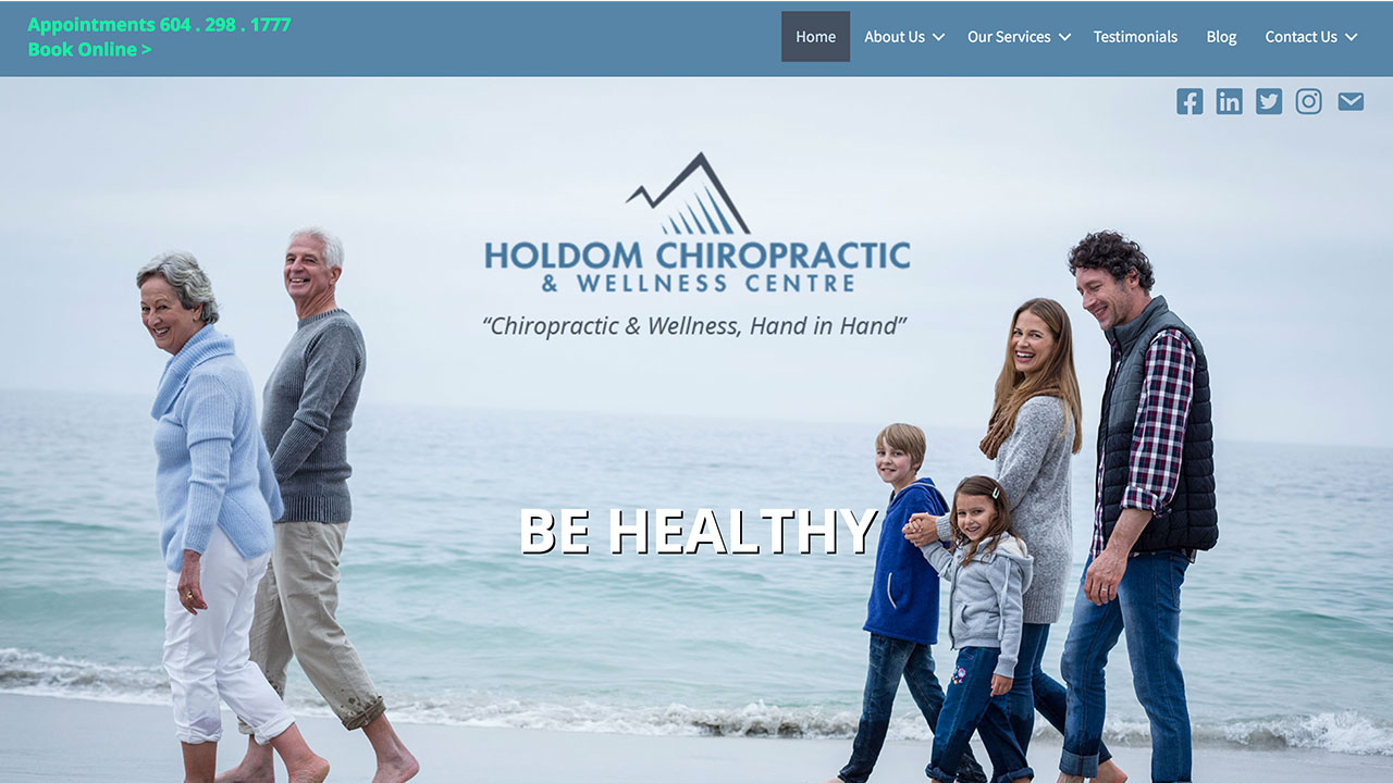Holdom Chiropractic & Wellness Centre