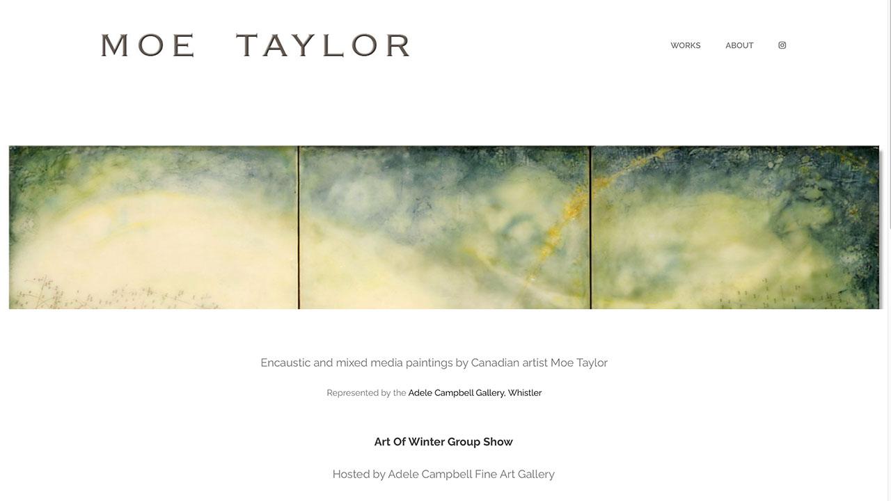 Moe Taylor Artist