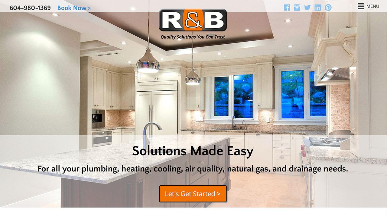 R & B Plumbing & Heating