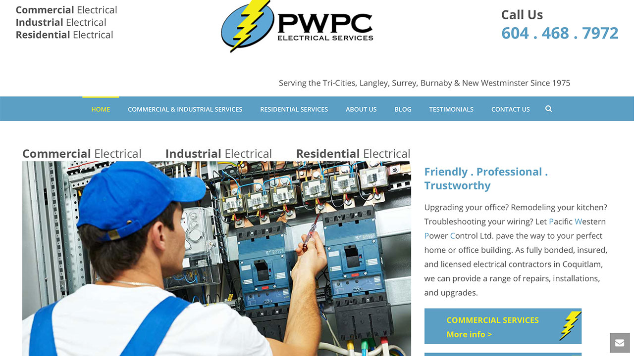 PWPC Electrical Services